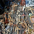 Hill of Crosses Jurgaičiai  Lithuania