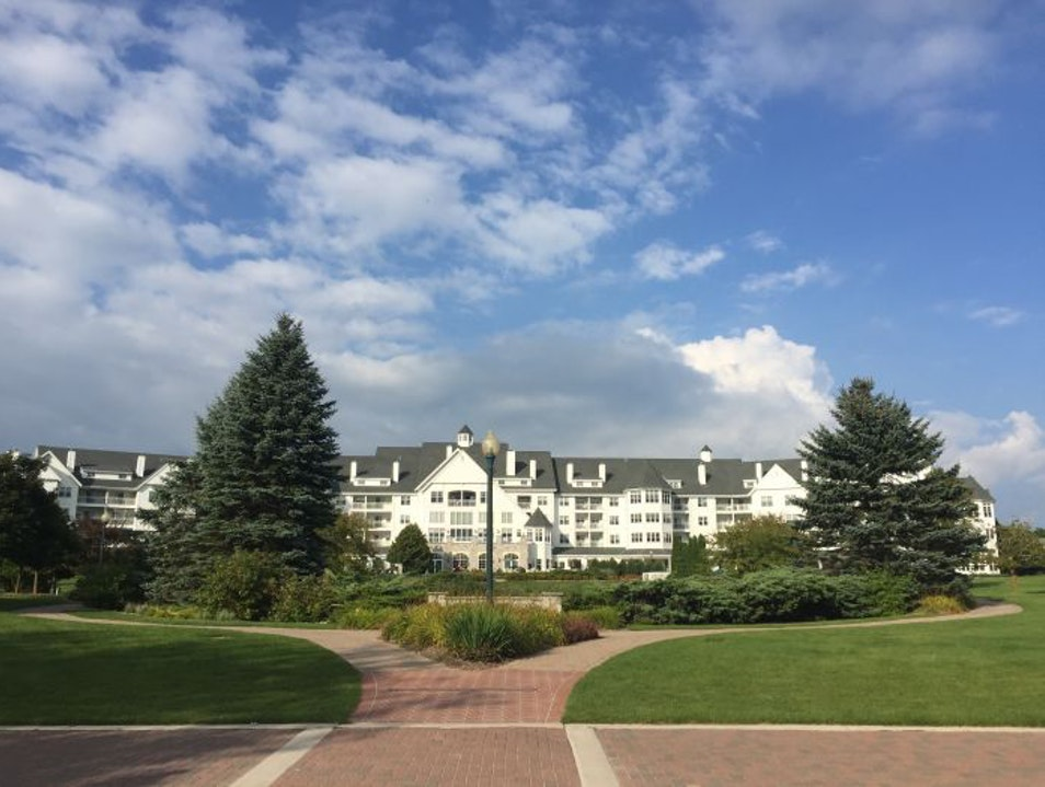 Elkhart Lake's Osthoff Resort is the Perfect Girlfriends Getaway Elkhart Lake Wisconsin United States