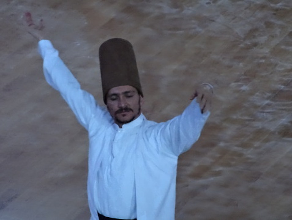 Divine Intoxication: : Whirling Over Wine Konya  Turkey