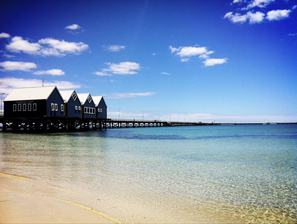 Visit the longest Jetty in the Southern Hemisphere Busselton  Australia