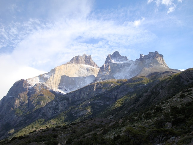 No Weather Forecasts Needed in Patagonia