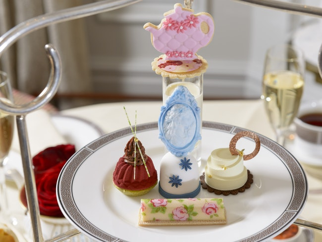 An Elegant Afternoon Tea
