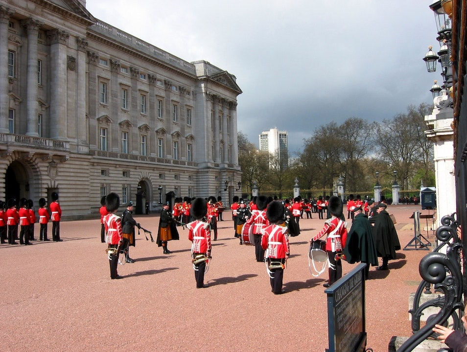 Changing of the Guard London  United Kingdom