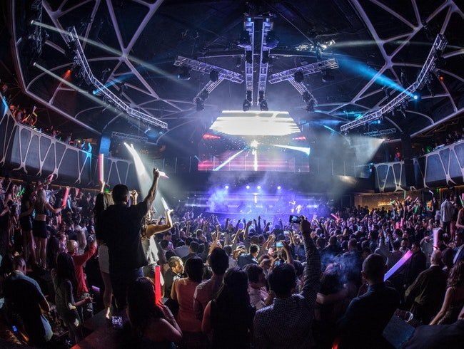 Go Big or Go Home at Hakkasan