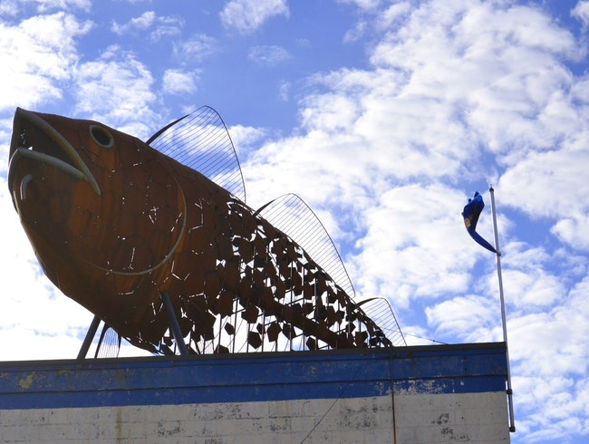 Sculpture Artists Renew the Waterfront