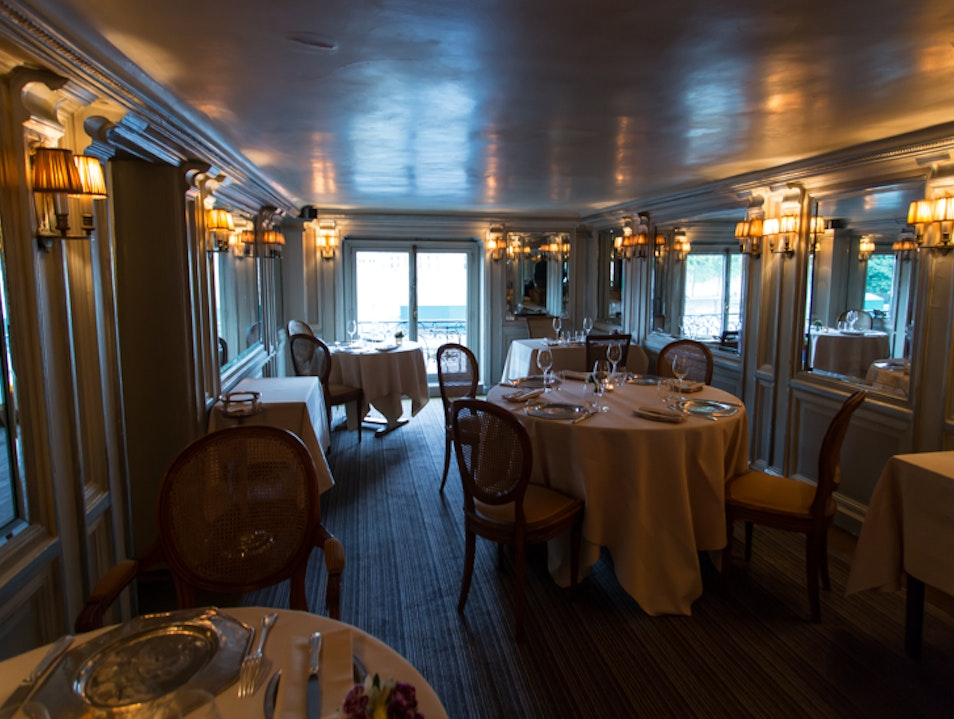 Lapérouse - Dining where lovers used to meet