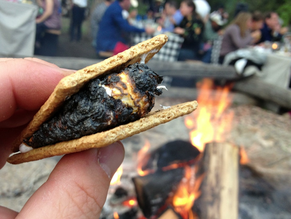 TIP: How to Properly Roast a S'more