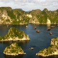 Ha Long Bay tp. Hạ Long  Vietnam