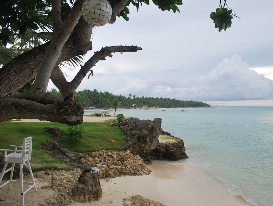 Bantayan Island, quieter version of Boracay Santa Fe  Philippines