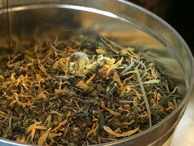 Silk Road Tea