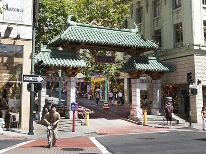 Chinatown San Francisco California United States