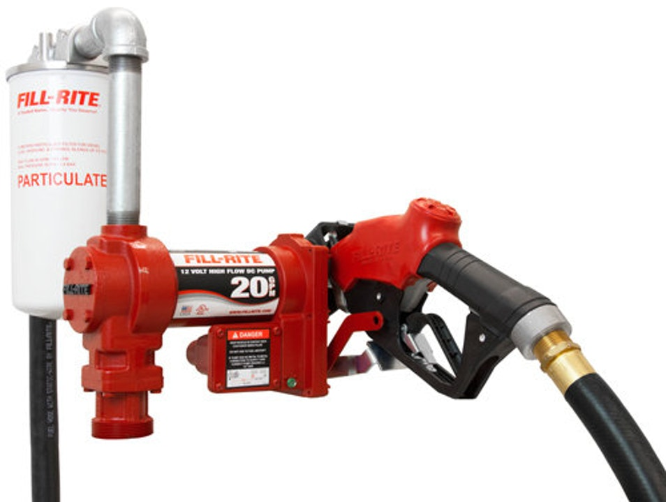Picking the Fill-Rite Fuel Pump That's Perfect for You New York New York United States