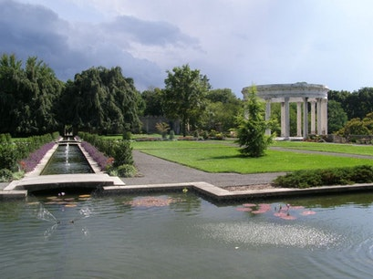 Untermyer Park Yonkers New York United States