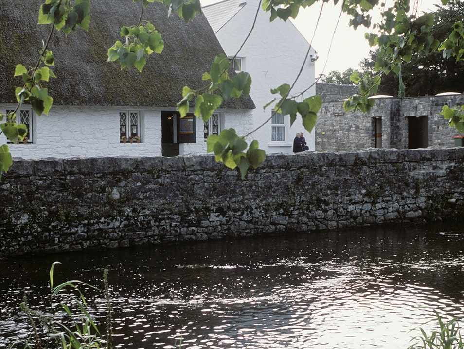 Cong Village Cong  Ireland