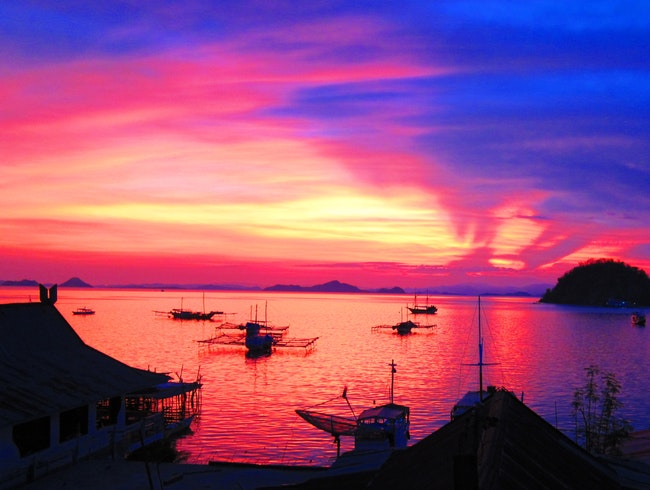 Labuanbajo Sunset