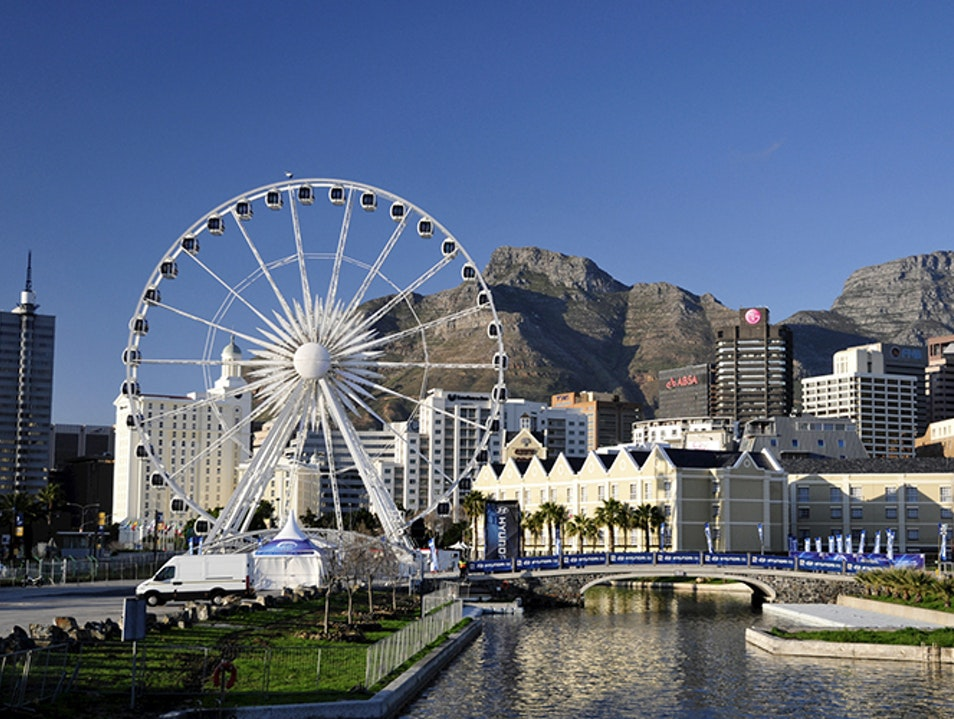 Victoria & Alfred Waterfront Cape Town  South Africa