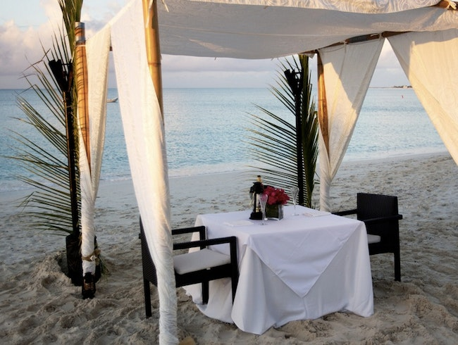 Grace Bay Beach Luxury: Seven Stars Resort