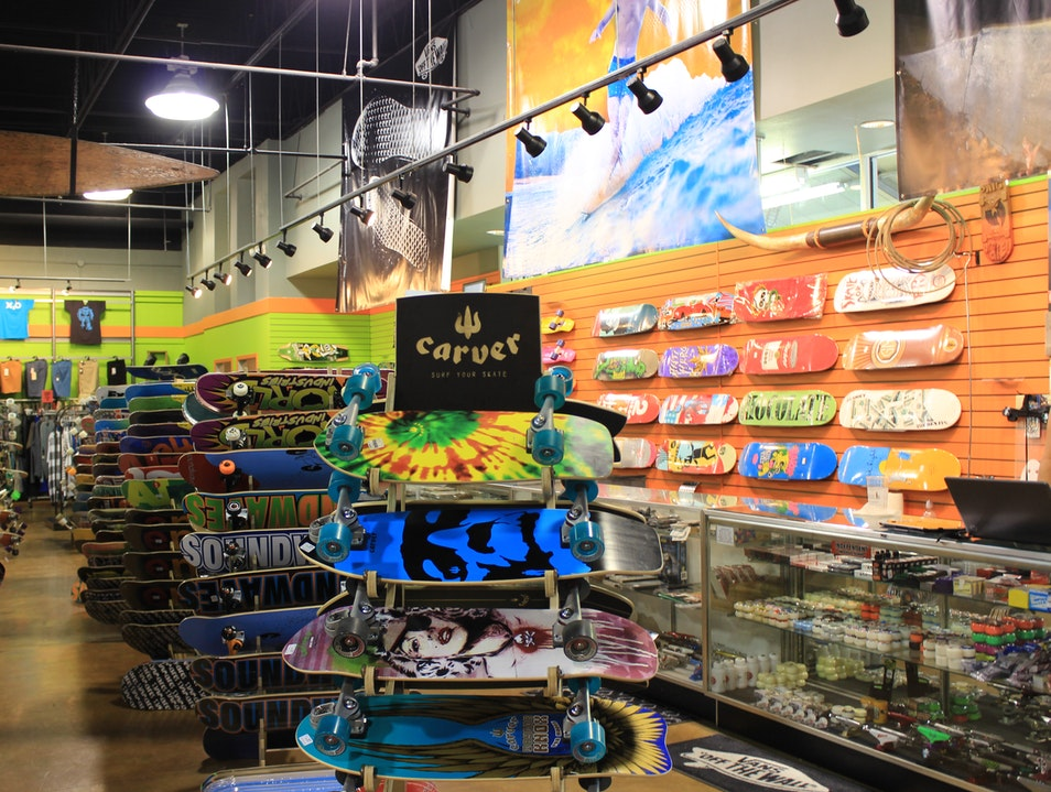 Houston's Coolest Surfing, Music & Coffee Shop Houston Texas United States