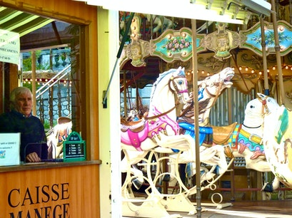 Carrousel de Paris Paris  France