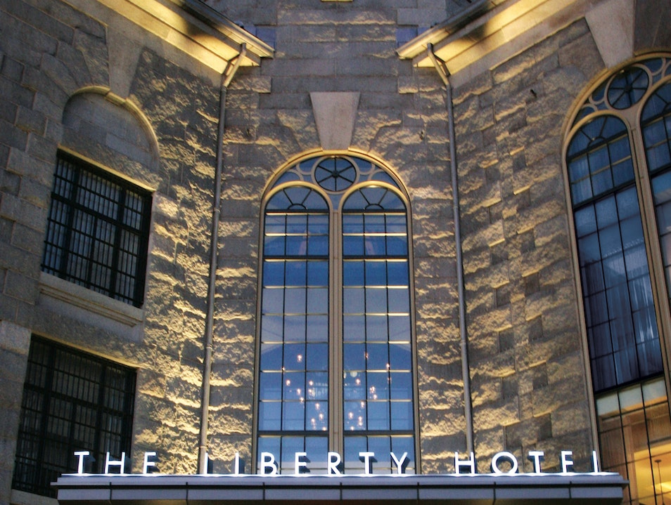 The Liberty Hotel