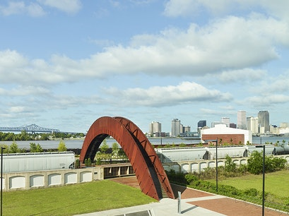 Crescent Park New Orleans Louisiana United States