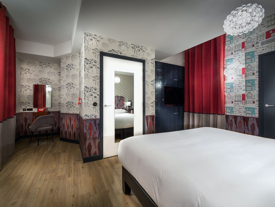 Hotel Crayon Rouge Paris  France