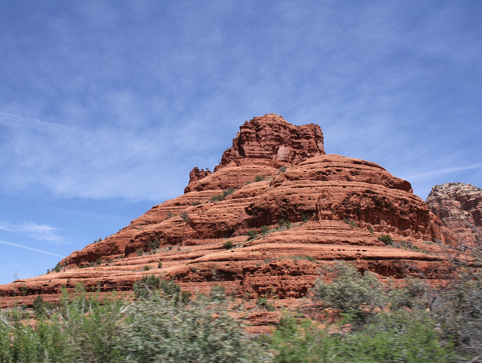 Hiking Through the Colors of Sedona Sedona Arizona United States