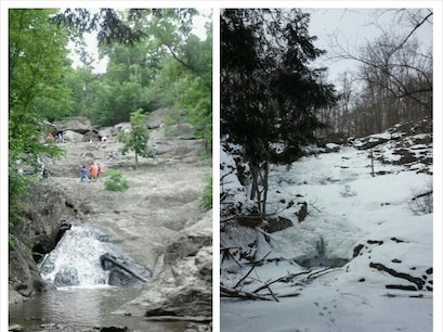 Cunningham Falls State Park Thurmont Maryland United States