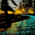 Van Gogh-Roosegaarde Bike Path Eindhoven  The Netherlands
