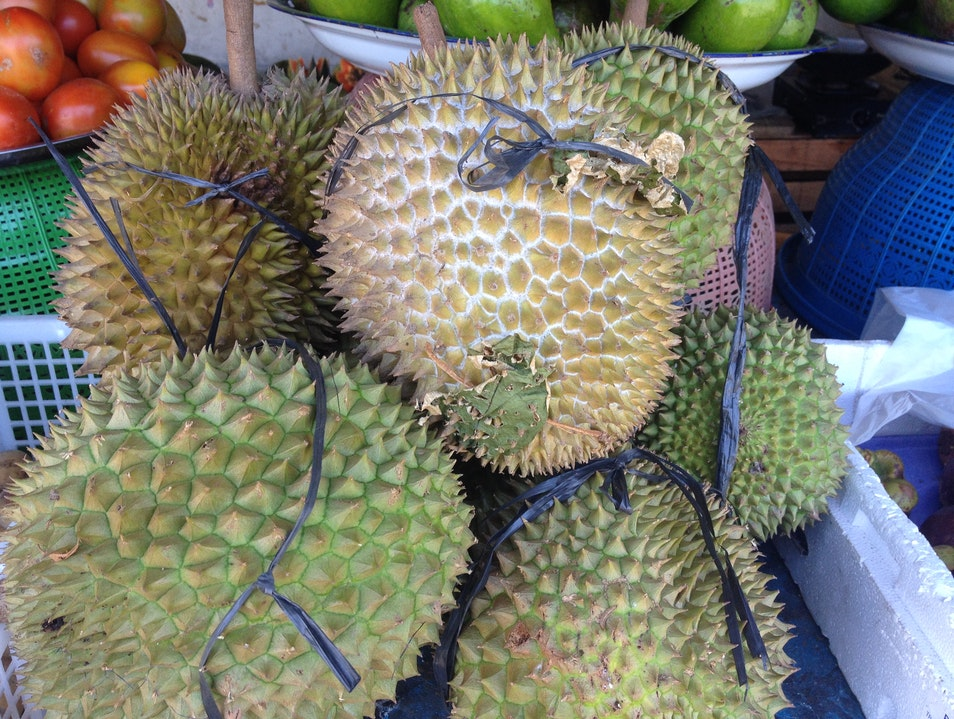 The Dreaded Durian Marga  Indonesia