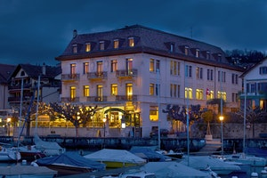 Hotel Lakeview Le Rivage