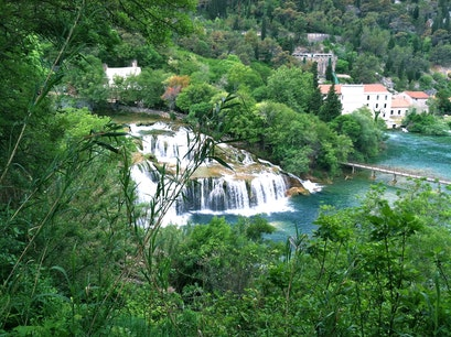 Krka National Park Pokrovnik  Croatia