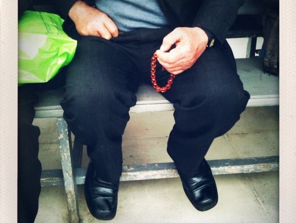 Prayer Beads Istanbul  Turkey