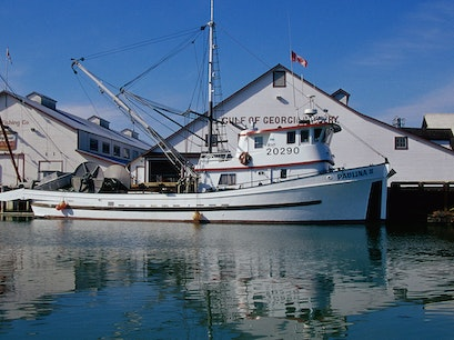 Steveston  Richmond  Canada