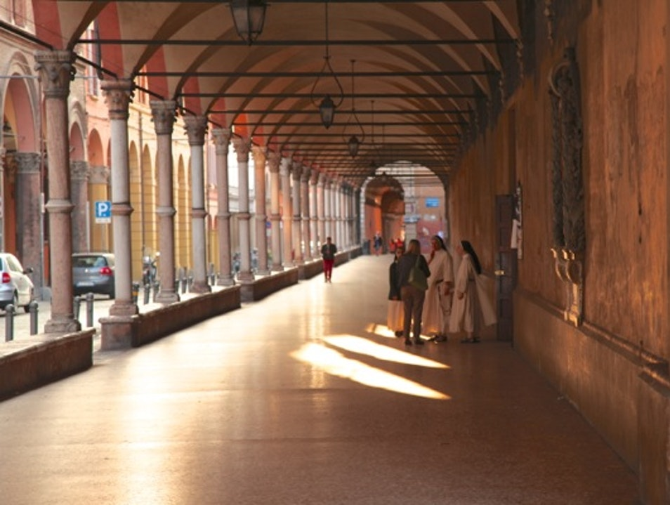 Cue the nuns…. Bologna  Italy
