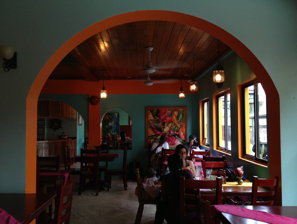 Elvi's Kitchen San Pedro  Belize