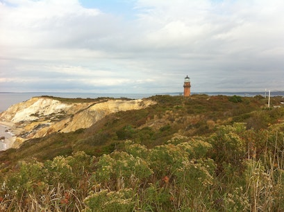 Gay Head Lighthouse Aquinnah Massachusetts United States