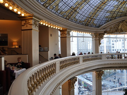 Neiman Marcus Rotunda San Francisco California United States