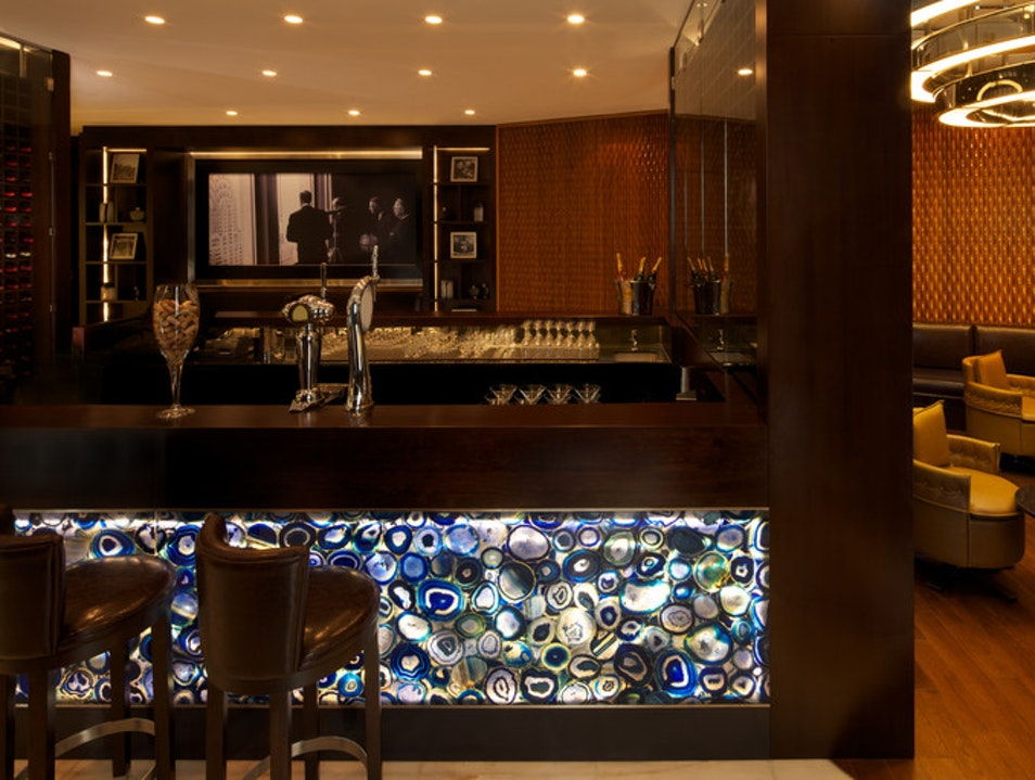 Wines by the Glass with the After-Work Crowd Dubai  United Arab Emirates