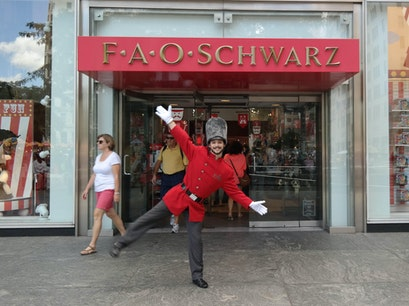 FAO Schwarz New York New York United States