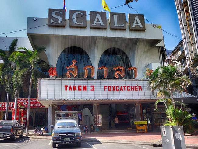 Experience Bangkok's Old School Cinemas