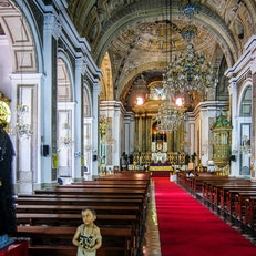 San Agustin Church and Manila Cathedral