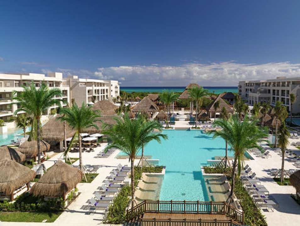 Paradisus' Adults-Only Resort Playa Del Carmen  Mexico