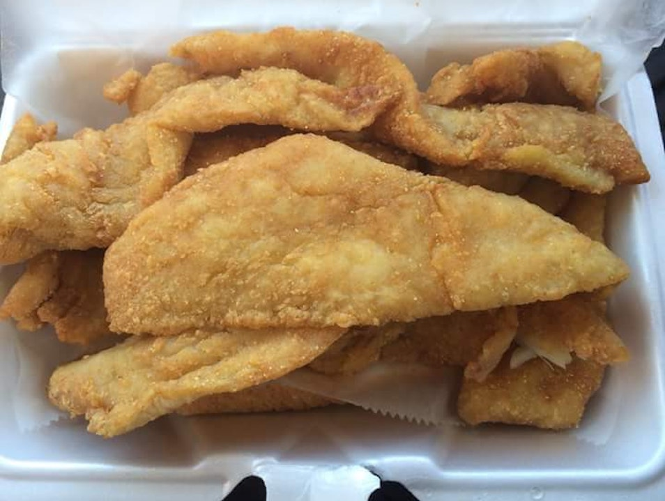 Fried Fish Awesomeness Washington, D.C. District of Columbia United States