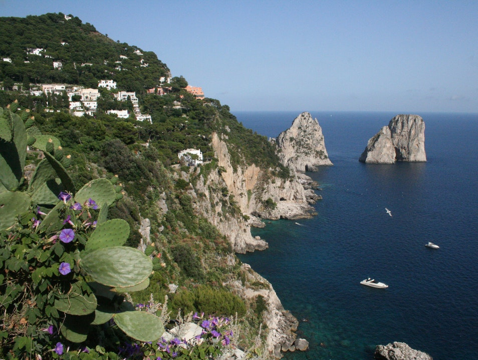 The Isle of Capri Capri  Italy