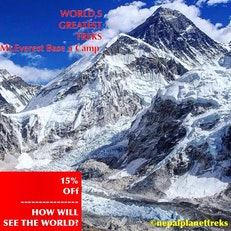 Everest Base Camp Trekking and Expedition