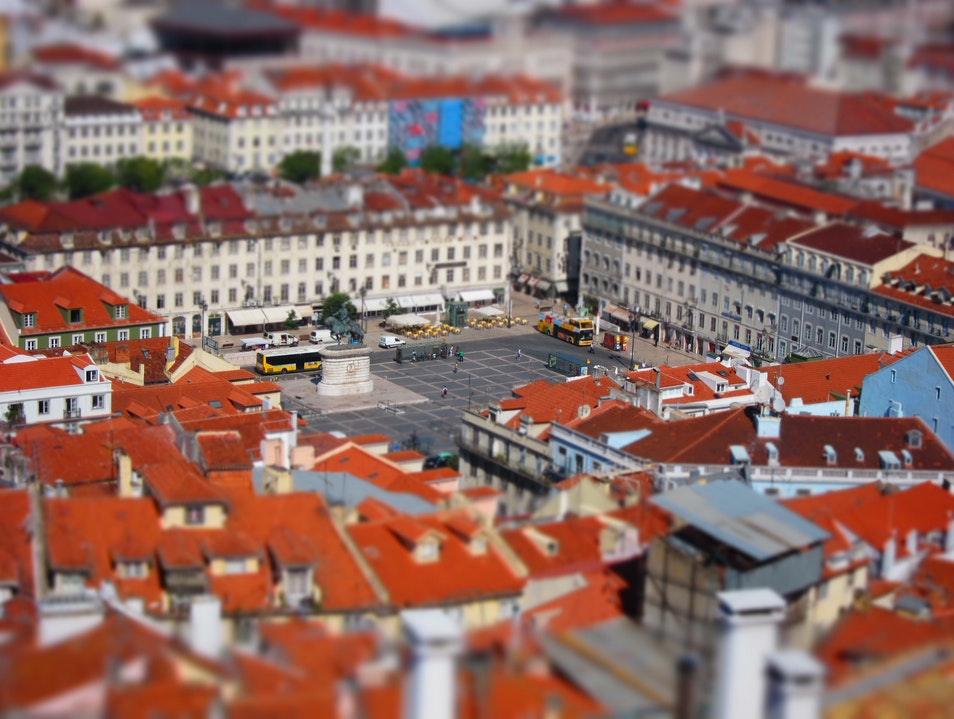 Another great view over Lisbon