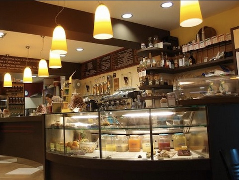 Best Coffee: Caffe del Doge Venice  Italy