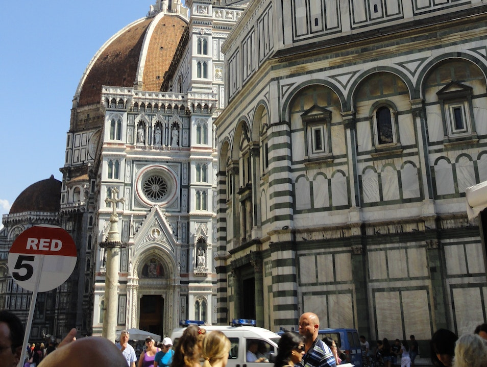 The Walkable City Florence  Italy