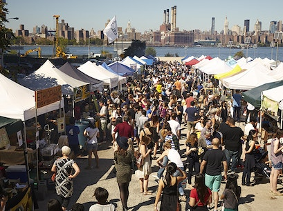 Smorgasburg New York New York United States